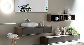 prix meuble salle de bain inda